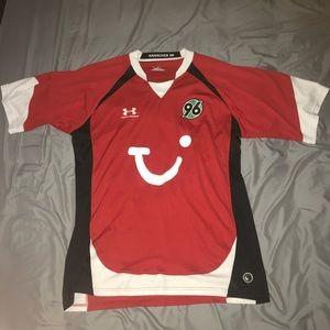 Hannover 96 2009-10 away kit